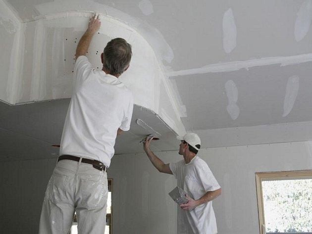 Vylepšit si bydlení je možné poměrně rychle.
