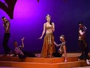 Lehárova opereta Giuditta v nastudování ústeckého divadla.