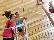 Další povedené vystoupení za sebou mají volejbalistky Slovanu Chabařovice.