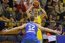 Ústečtí basketbalisté si doma nedokázali poradit s bojovným USK.