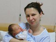Samael Pinkava se narodil Markétě Pinkavové z Ústí nad Labem 1. prosince ve 13.07 hod. Měřil 50 cm, vážil 3,5 kg