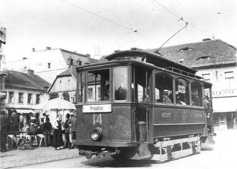Snímek z roku 1918.