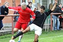 Fotbalisté Střekova doma v derby porazili Libouchec 5:3.