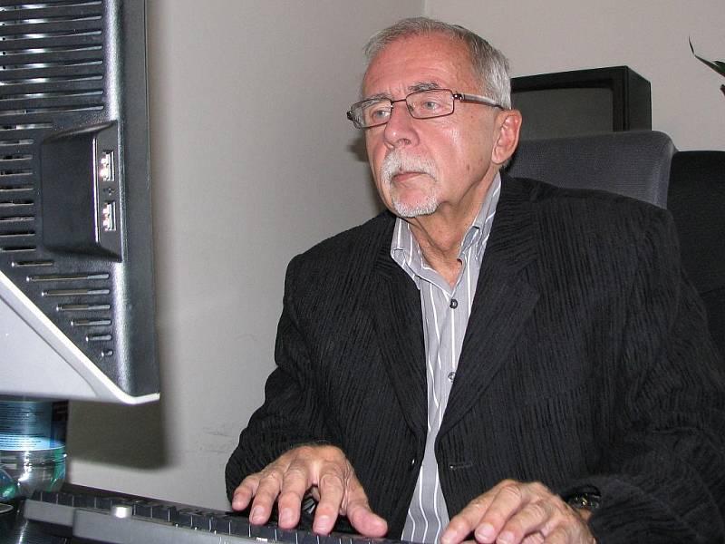 Stanislav Křeček (na snímku v roce 2010)