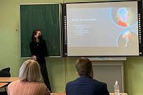 Žáci 9. ročníku ZŠ SNP skládali Deutsches Sprachdiplom