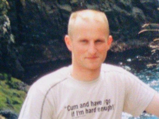 Pohřešovaný Jiří Černý, zmizel 22. května v 19.30 hodin v Povrlech, v ulici Na Panském.