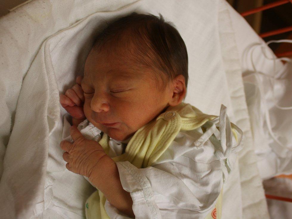 Tadeáš Blahovec se narodil Šárce Noskové z Ústí nad Labem 12. listopadu ve 22.56 hod. v ústecké porodnici. Měřil 47 cm a vážil 2,51 kg