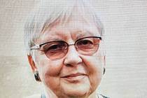 Spisovatelka Naďa Dubská.
