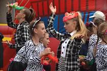 U Fora probíhá Kroužkofest a Vesele do školy.