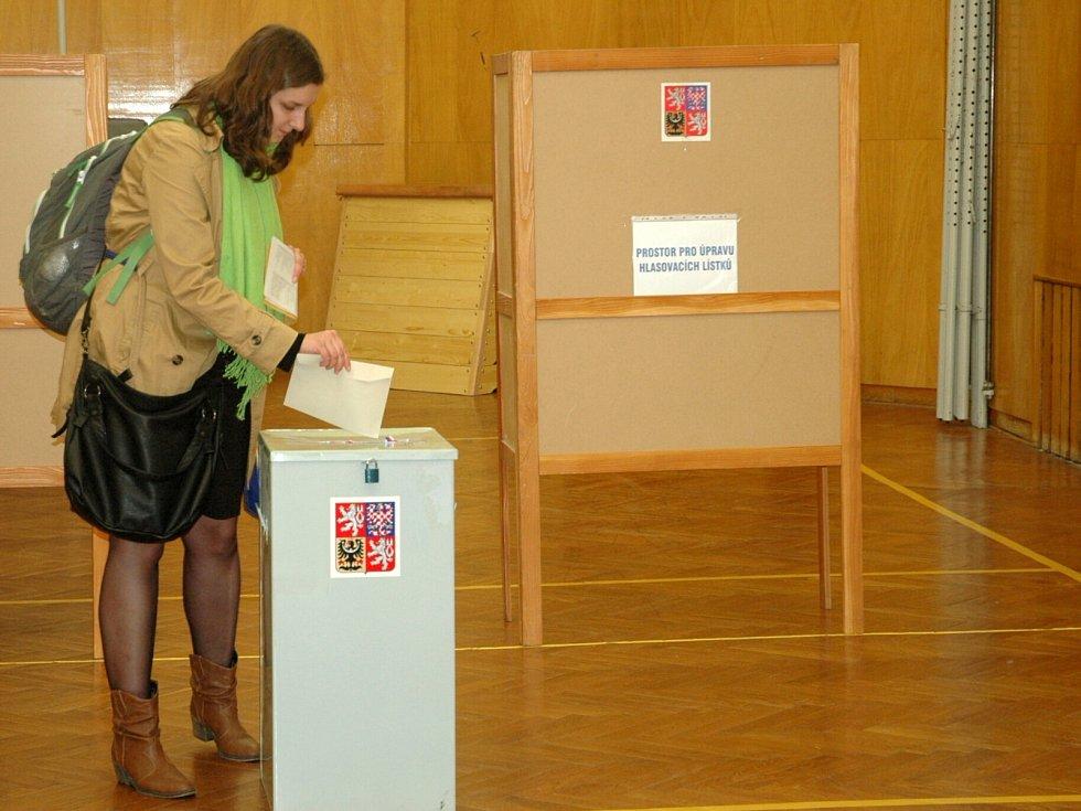Volby v Ústí nad Labem.