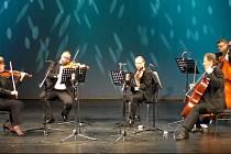 """""""On-line""""komorní koncert Severočeského divadla"""
