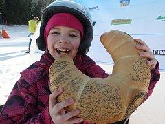 Prvního ročníku závodu se účastnilo 87 lyžařů, loni jich byly už téměř tři stovky.