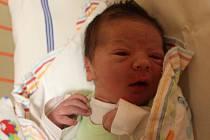 Tomáš Černý se narodil 8.12. (15.07) Evě Černé. Měřil 50 cm, vážil 3,25 kg.