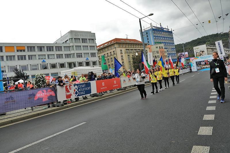 Mattoni 1/2Maraton Ústí nad Labem 2021.
