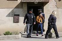Podomácku vyrobená varna pervitinu explodovala v domě v Ulici práce v ústeckých Předlicích letos v květnu.