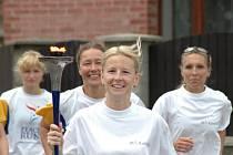 Štafetový běh je jednou z největších světových mírových akcí.