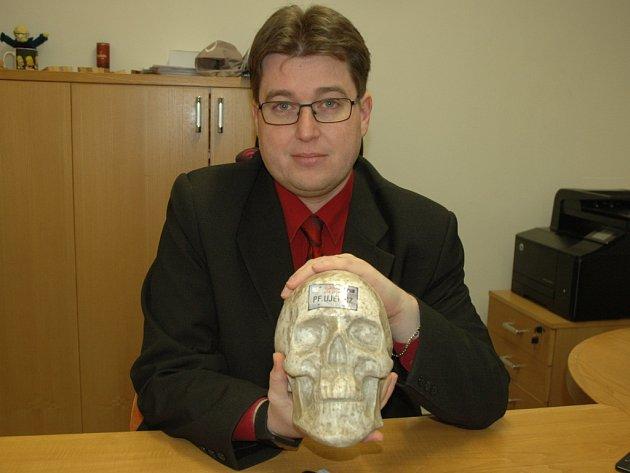 Pavel Doulík, děkan Pedagogické fakulty UJEP.