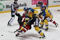 Znojmo doma ústečtí hokejisté rozstříleli 10:1. Jak si poradí s Jihlavou?