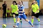 Arma Women Cup - mezinárodní fotbalový turnaj žen v Ústí n/L. Utkání Serkowitzer - Ústí n/L.