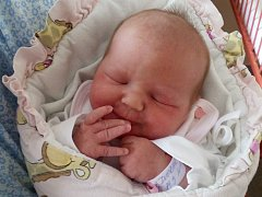 Marie Dvořáková se narodila Blance Dvořákové z Radešína 23. března ve 14.26 hod. v ústecké porodnici. Měřila 50 cm a vážila 3,62 kg