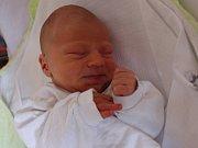 Vít Varmus se narodil 11.9. (22.11) Štěpánce Varmusové. Měřil 48 cm, vážil 3,80 kg.