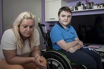 Na konto nemocného Denise poputují peníze ze startovného, ale také finanční prostředky od dalších lidí.