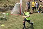 Třetí ročník charitativního fotbalového turnaje pro školačku Marušku Procházkovou.