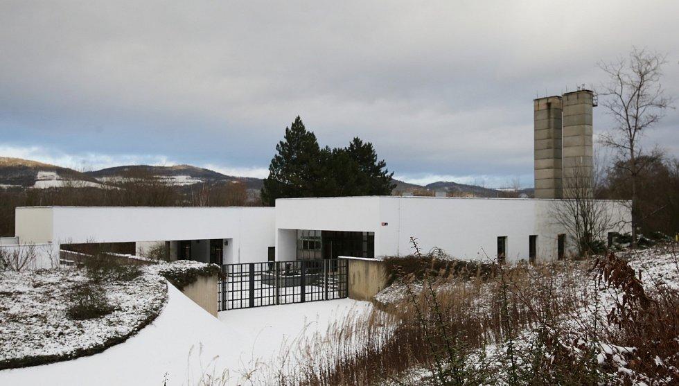 Krematorium na ústeckém Střekově