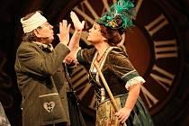 Na tý louce zelený bude mít premiéru v Severočeském divadle opery a baletu v pátek v 19.00 hodin.