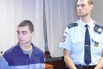 Za pokus o zavraždění spoluvězně dva mladíci dostali vysoké tresty.