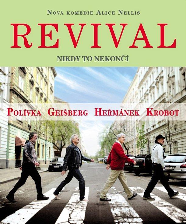Mrkněte do svého kina, jestli Revival právě nehraje. Nyní už i severem Čech sviští!
