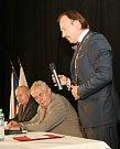 Prezident Miloš Zeman v Chomutově.