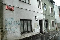 Bývalá služebna městské policie v Matiční ulici je na prodej.