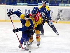 Ústeckým hokejistům se v přípravě daří, doma porazili České Budějovice i Kladno.