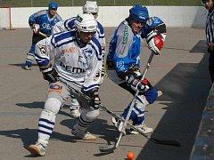 Hokejbalisté