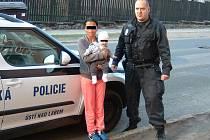 Matka nahlásila, že jí přítel unesl dítě.
