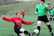 Tisá porazila ve druhé fotbalové třídě celek SKP Sever 4:0.
