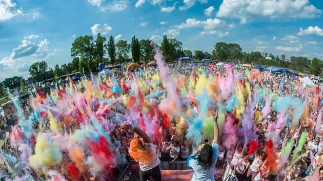 Rainbow Run se letos poprvé uskuteční i v Ústí nad Labem, 11. června na Severní Terase.