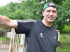 Sportovní nadšenec Petr Kostovič.