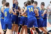 Basketbalisté Ústeckého kraje