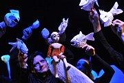 Snímky divadel, které se na festivalu představí.