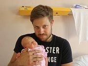 Megan Práglová se narodila Nele Fasnerové a Lukáši Práglovi z obce Černiv 31. července v 11.46 hod. v ústecké porodnici. Měřila 49 cm a vážila 2,99 kg.