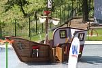 Otevření koupaliště na Klíši v Ústí nad Labem po celkové rekonstrukci