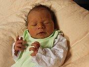 Lukáš Poustka se narodil v ústecké porodnici 16.12.2016 (21.01) Kamile Poustkové. Měřil  49 cm, vážil 3,34 kg.
