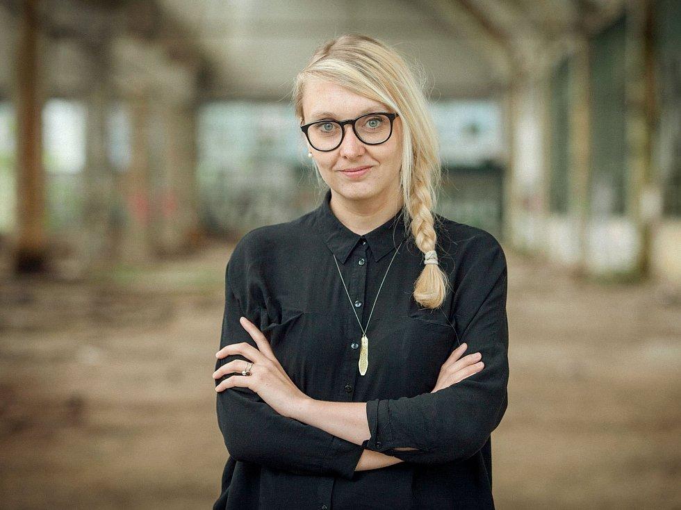 Ředitelka nového filmového festivalu Pavla Janoušková Kubečková.