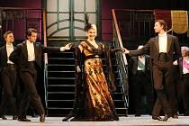 Představení v Severočeském divadle