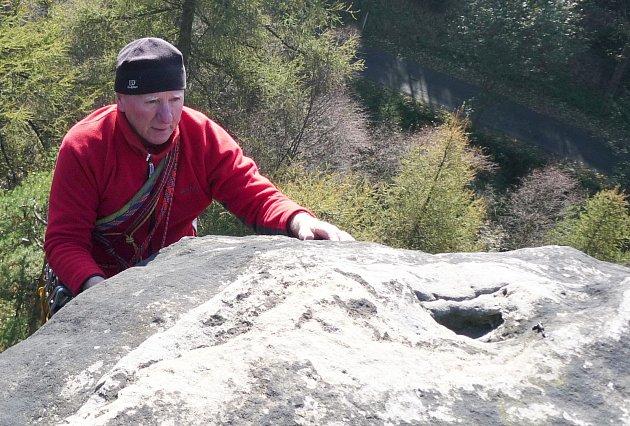 Rozhovor sGerhardem Tschunkem, alpinistou, který zorganizoval expedice do celého světa .