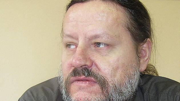 Vítězslav Štefl.