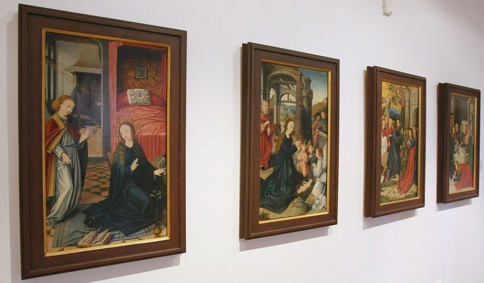 Opravdové unikáty naleznete v Galerii a muzeu litoměřické diecéze. Nejstarší, veřejnosti zpřístupněná díla vznikla kolem let 1180 - 1190.