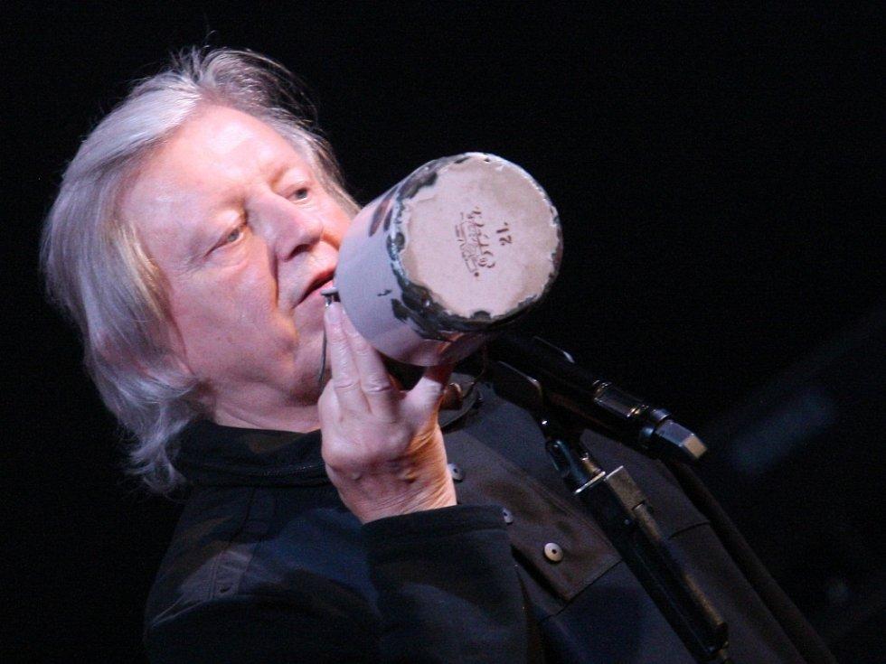 Narozeninový koncert Václava Neckáře v Ústí.